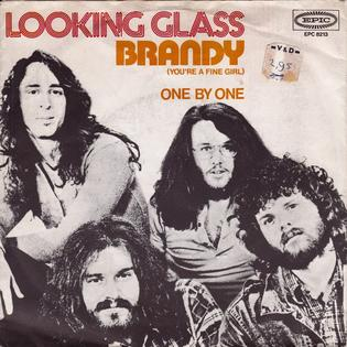 Brandy Record Cover From The Looking_Glass