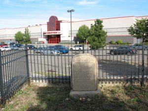 Mary Ellis-Grave-New Brunswick, New Jersey