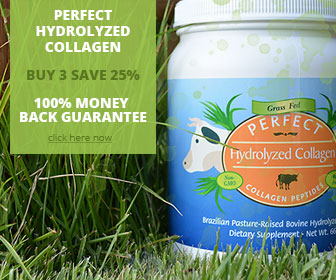 Perfect Hydrolyzed Collagen bottle